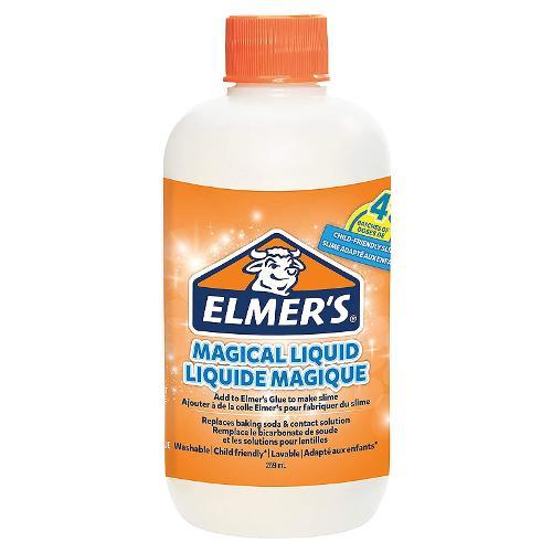 Attivatore liquido per slime Trasparente Magic Liquid Elmer's 2079477