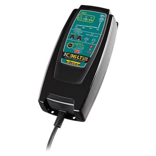 Caricabatterie Deca SM LITIO 12 V 0,8 - 3,6 A 302400