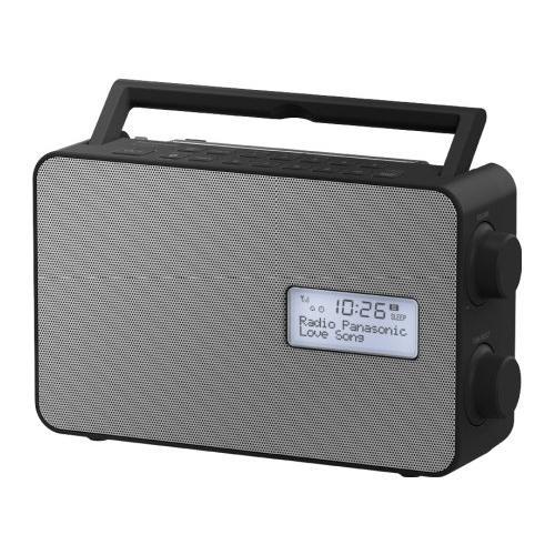 Radio Panasonic RF-D30BTEGK Nero RF-D30BTEG-K