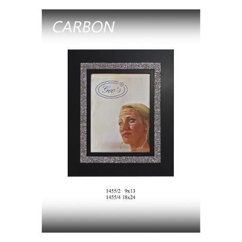 Portafoto Geo's Portafoto 09x13 rett. CARBON CRI. 1455/2