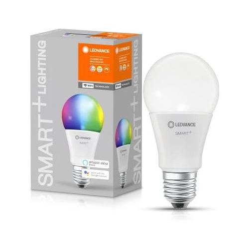 Lampadina led SMART Ledvance SMART+ WiFi Classic 60 E27 MULTICOLOUR