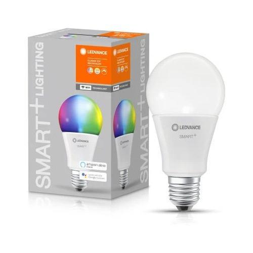 Lampadina led SMART Ledvance SMART+ WiFi Classic 100 E27 MULTICOLOUR