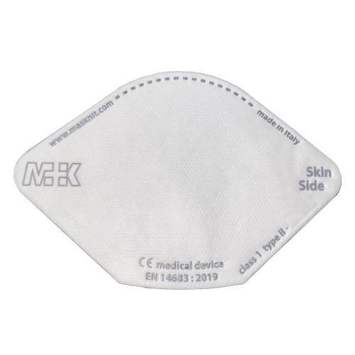 Filtri mascherina 5 pz S-M Masknit Purity 61384