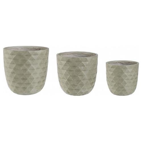Set vasi piante Bizzotto PYRAMID salvia 0790640
