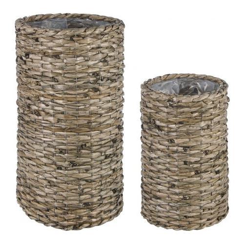 Set vasi piante Yes Everyday WILLIAM naturale scuro 0347195