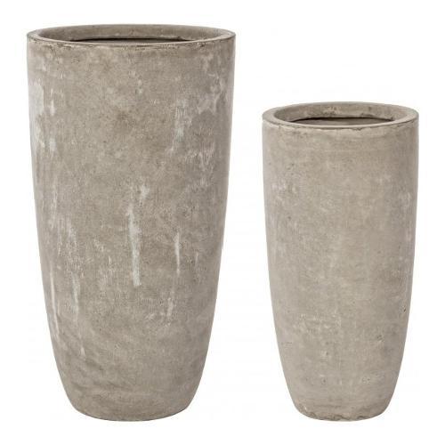 Set vasi piante Bizzotto CEMENT sabbia 0790565