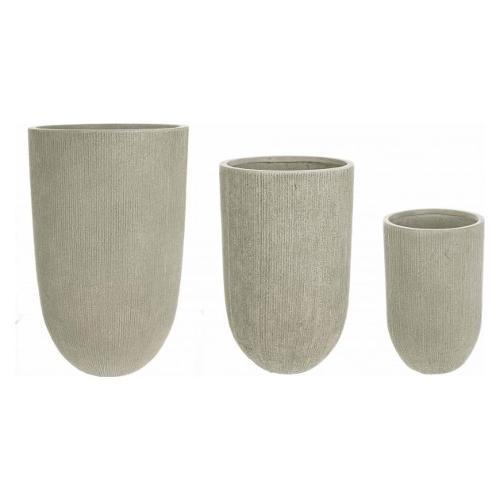 Set vasi piante Bizzotto BRUSH salvia 0790583