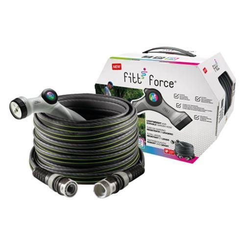 """Tubo irrigazione Fitt Grey Force 20 mt 5/8"""" 76525062059000"""