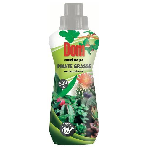 Concime Dom Sementi Liquido piante grasse 500 ml 50900020