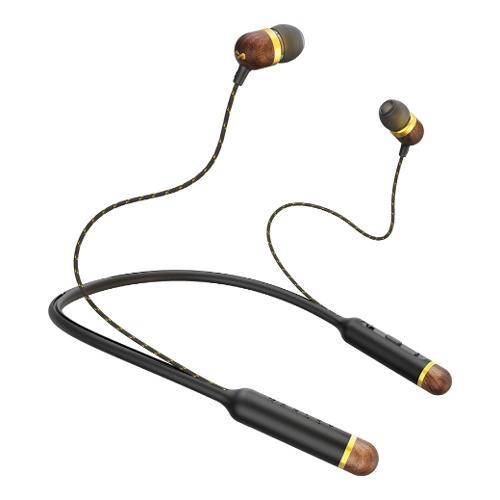 Auricolari microfono bluetooth Marley Smile Jamaica Wireless EM-JE083-BA - Intrauricolari In Ear Wireless Stereo