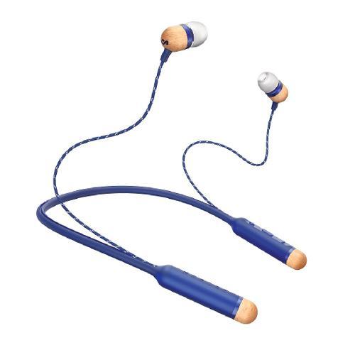 Auricolari microfono bluetooth Marley Smile Jamaica Wireless EM-JE083-DN - Intrauricolari In Ear Wireless Stereo