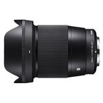 Obiettivo Sigma Obiet.SIGMA 16mm F1.4 DN Sony E Contemp