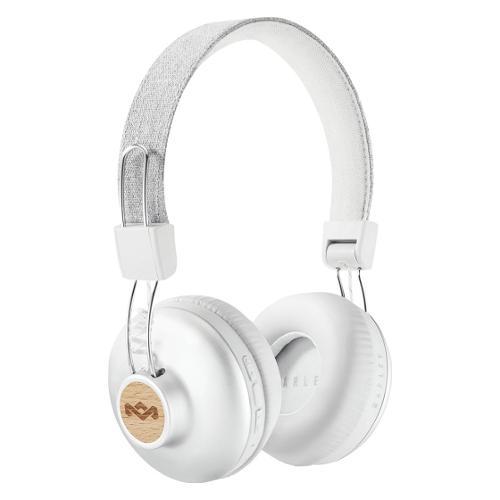 Cuffie microfono bluetooth Marley Positive Vibration 2 EM-JH133-SV - Sovraurali On Ear Wireless Stereo