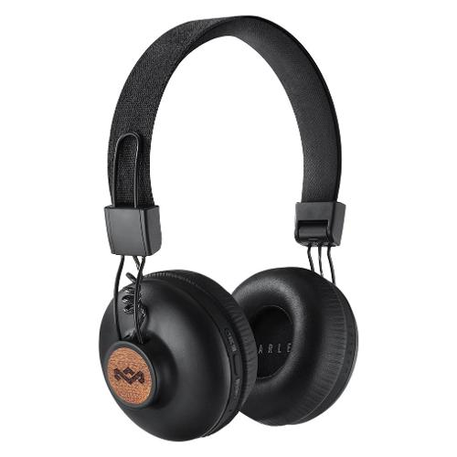 Cuffie microfono bluetooth Marley Positive Vibration 2 EM-JH133-SB - Sovraurali On Ear Wireless Stereo