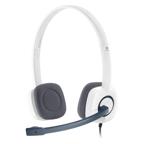 Cuffie microfono filo Logitech 981-000350 981-000350 - Stereo Sovraurali On Ear Mini-jack 3,5 mm