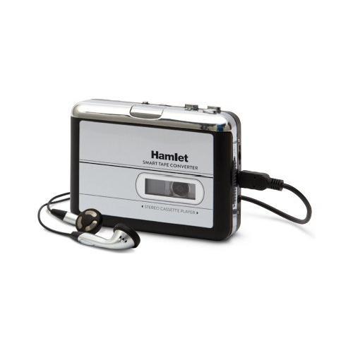 Lettore MP3 Hamlet Smart Tape Converter XDVDMAG