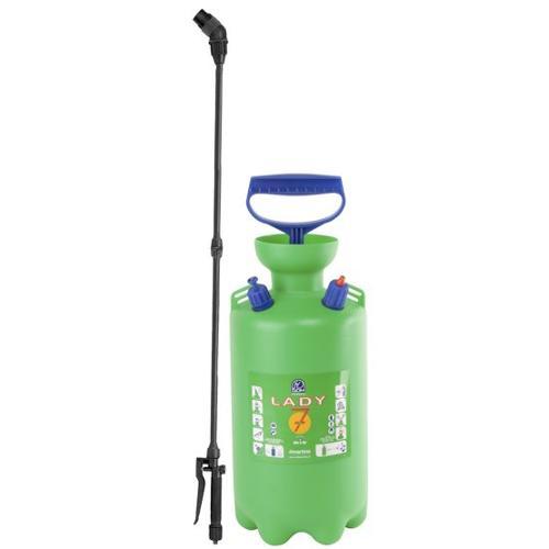 Nebulizzatore a pressione Di Martino Lady 4020N Gdm Professional verde e blu 5 L