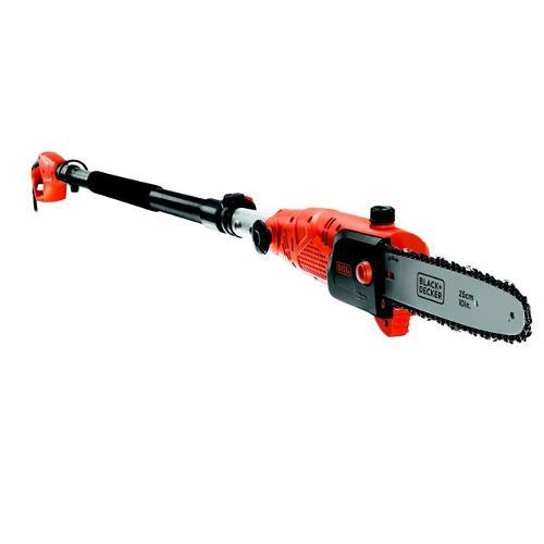 Motosega elettrica Black & Decker 800 W L.  25 cm PS7525-QS
