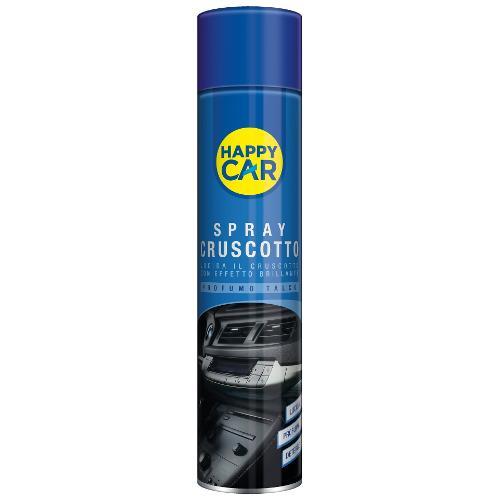 Lucida cruscotti spray lucido profumato Labor Chimica 0197 Bomboletta aerosol 600 ml