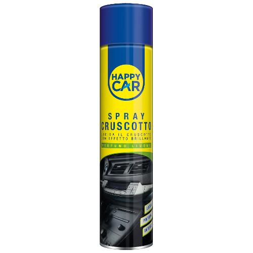 Detergente auto Labor Chimica Happy Car Bomboletta aerosol 600 ml 0194