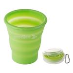 Bicchiere FOLD-AWAY Verde 0830410N.C34 Brunner