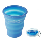 Bicchiere FOLD-AWAY Blu 0830410N.C30 Brunner