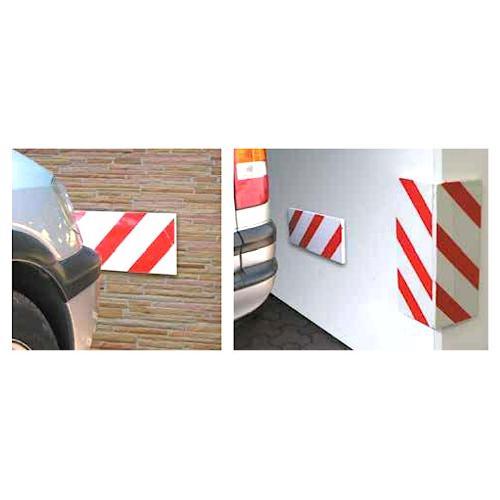 Salvaportiere auto Co Ra Bianco e Rosso 50 x 20 x 2  cm 000120671