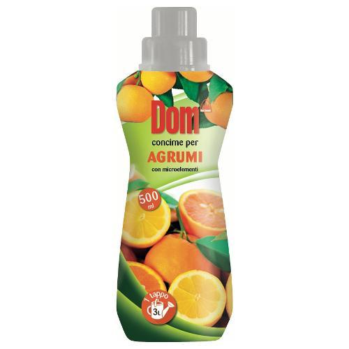 Concime Dom Sementi Liquido agrumi 500 ml 50900021