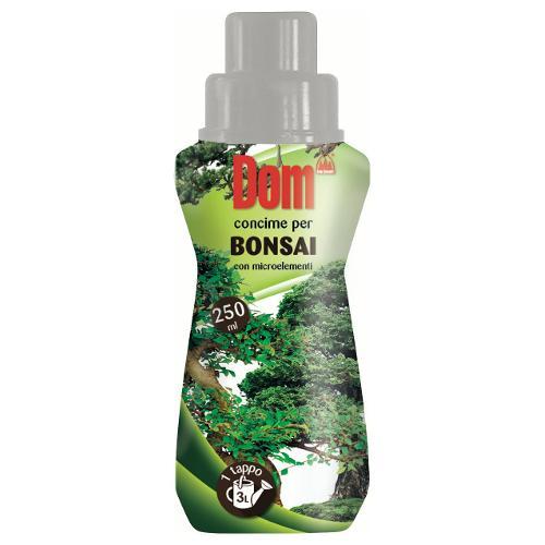Concime Dom Sementi Liquido bonsai 250 ml 50900030