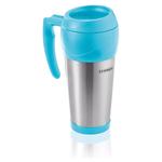 Tazza termica Drink Mug Azzurro 25786 Leifheit