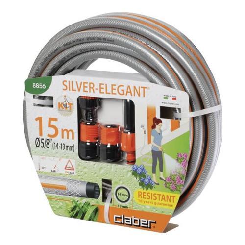 """Tubo irrigazione Claber Elegant 15 mt 5/8"""" 8856"""