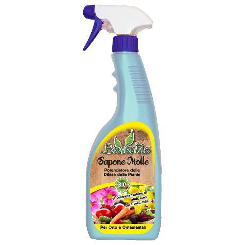 Concime Bioventis Liquido sapone molle 550 ml 52030050