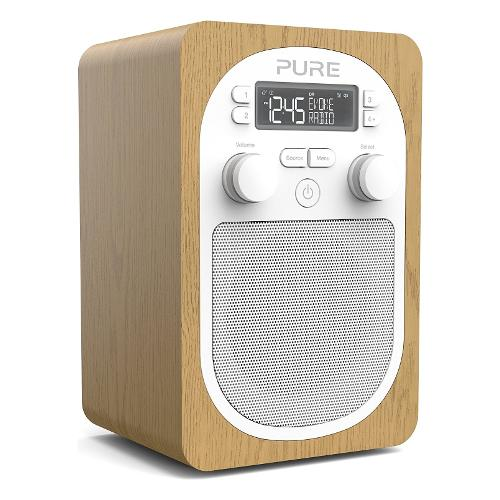 Radio Pure Evoke H2 Legno 147998