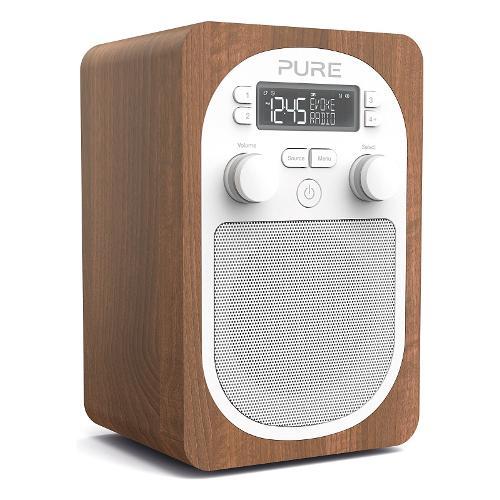 Radio Pure Evoke H2 Legno 147999