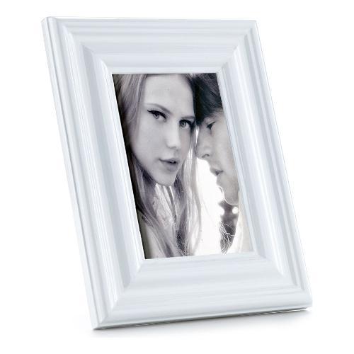 Portafoto 17 x 22 x 1,5  cm Tomasucci 1505 Diva Bianco lucido