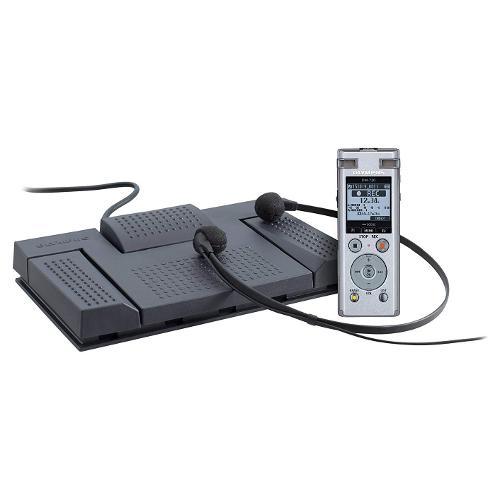 Registratore Olympus Record & Transcribe Kit DM-720 Silver