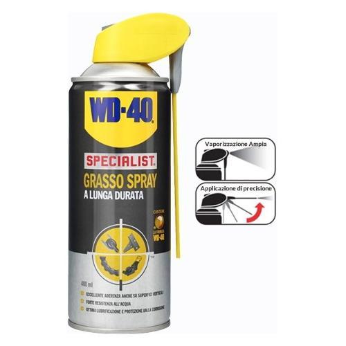 Grasso spray Wd40 Company Specialist 400 ml 39217