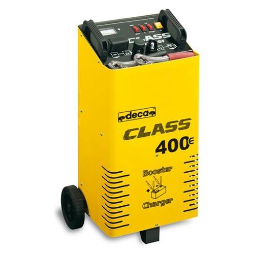 Avviatore caricabatterie Deca CLASS BOOSTER 400E 12/24 V 354100
