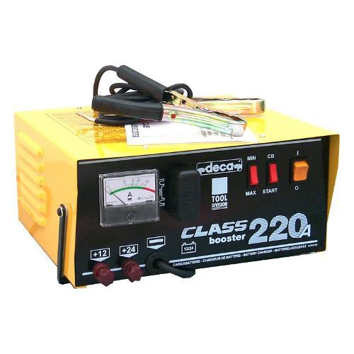 Caricabatterie Deca CLASS BOOSTER 220A 12/24 V 20 A 341000