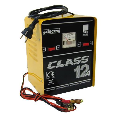 Caricabatterie Deca CLASS 12A 12/24 V 9 A 303500