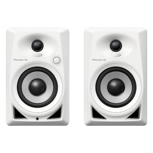 Coppia casse acustiche Pioneer DM-40W Bianco