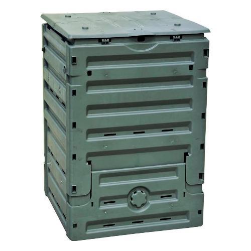 Composter Verdemax Eco 2889 verde 60 x 60 x 90  cm 300 L