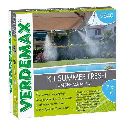 Kit refrigerante giardino Verdemax 9640