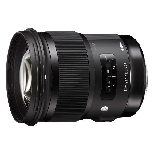 Obiettivo fotografico Sigma 50mm F1.4 DG HSM Art 6030314