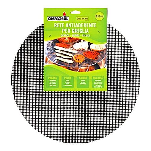 Griglia barbecue Ompagrill R4300