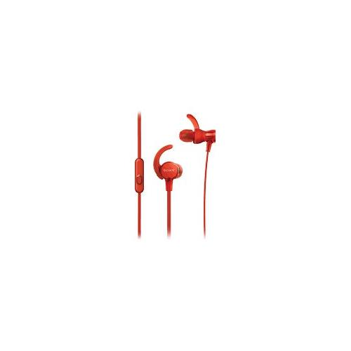 Auricolari filo Sony MDR-XB510ASR colore rosso