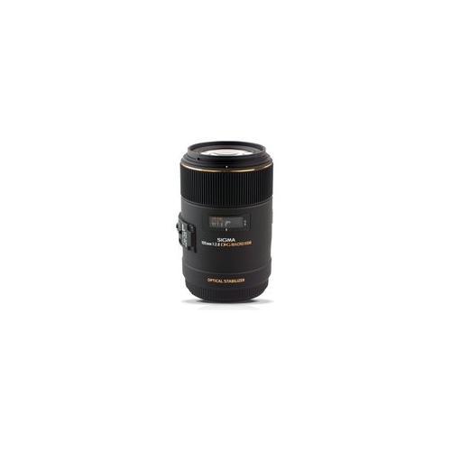 Obiettivo fotografico Sigma 105mm F.2,8 EX DG OS HSM 0085126258542