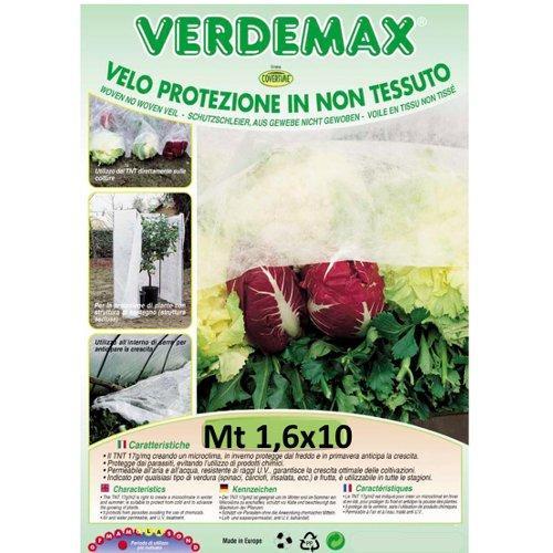 Telo protezione piante Verdemax 6751 bianco 10 x 1,6  m