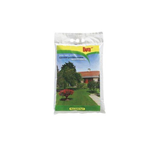 Concime Dom Sementi Granulare tappeti erbosi 5,0 Kg 50510210