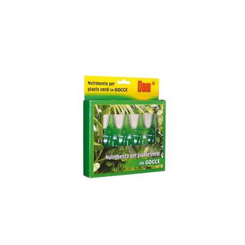 Concime Dom Sementi Gocce piante verdi 4 x 50 ml 50630160